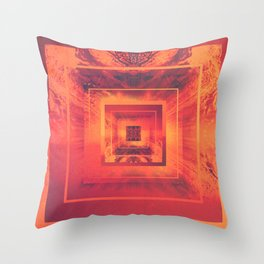 Tephra Throw Pillow