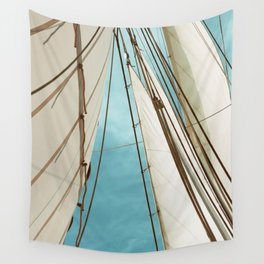 Catch The Wind Wall Tapestry