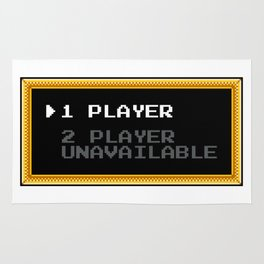 Player 1 Player 2 Unavailable Rug