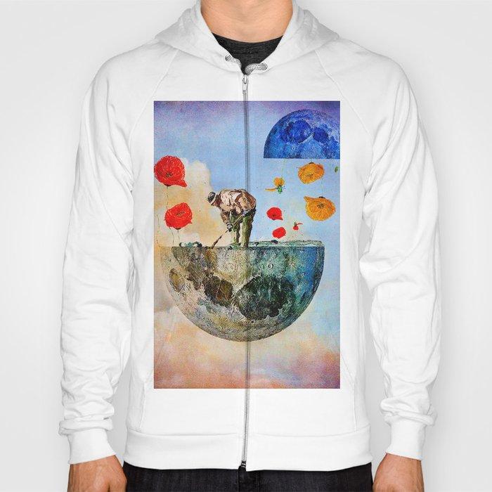The gardener of the moon Hoody