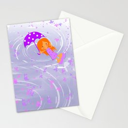 Melomuñequita poppins Stationery Cards