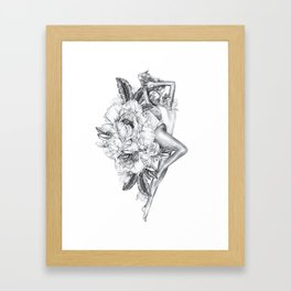 Day Dream Framed Art Print