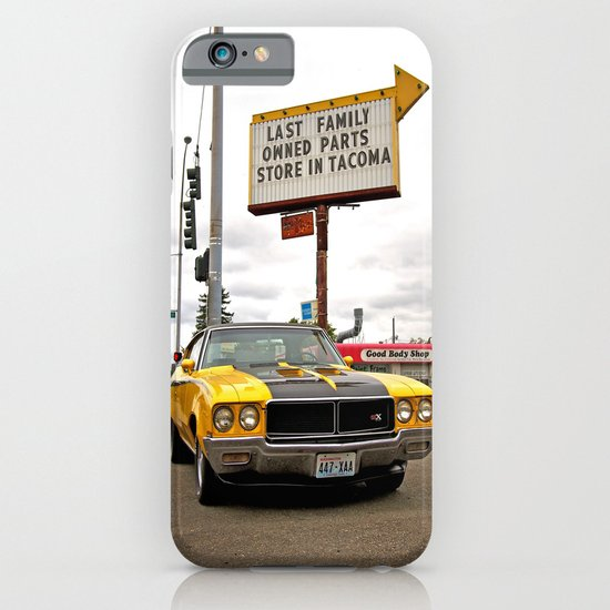 The holdout iPhone & iPod Case