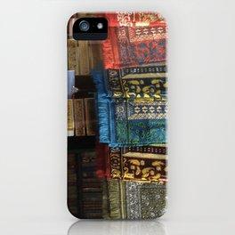 Hyderabad Rug Shop #1 iPhone Case