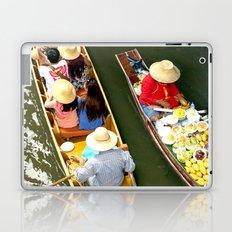 floating market Laptop & iPad Skin