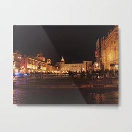 Turin by night Metal Print