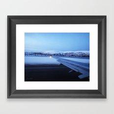 Tromso - Norway Framed Art Print