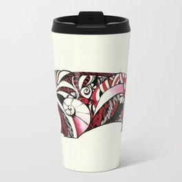 Bear VI Metal Travel Mug