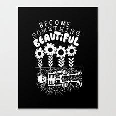 beautiful bones Canvas Print