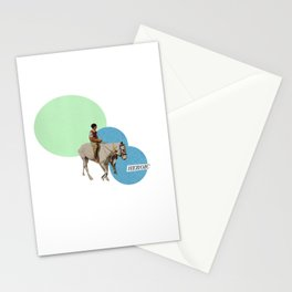 Heroic Stationery Cards
