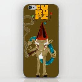 EL CURUPÍ iPhone Skin