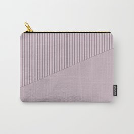 1 The combined pattern of Alize Carry-All Pouch
