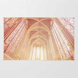 Saint Chapelle Paris Rug