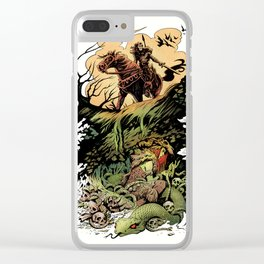 The Cave Witch Clear iPhone Case