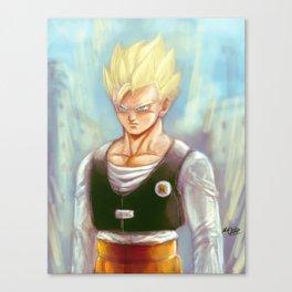 Teen Hero Canvas Print
