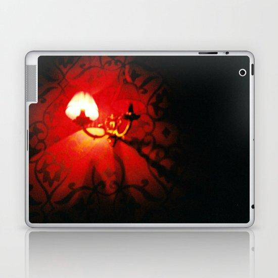 White Light Laptop & iPad Skin