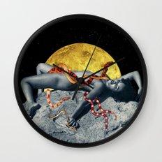 The Venus Priestess Wall Clock