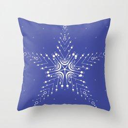 Starry, Starry Night Throw Pillow