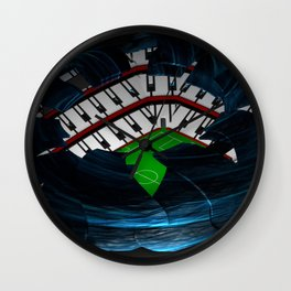 The Arabic Wall Clock