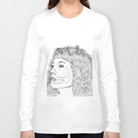 cityscape Long Sleeve T-shirts featuring Cityscape by Justin Gurulé