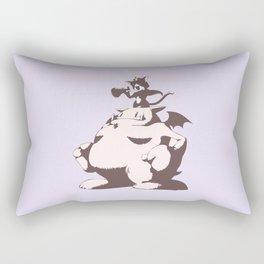 Cait Sith Rectangular Pillow