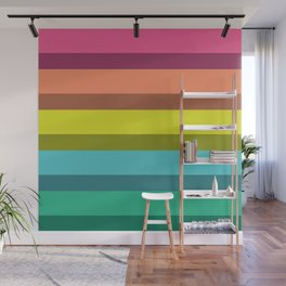 Accordion Fold Series Style C Wall Mural