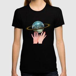 Saturn Disco T-shirt
