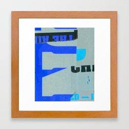 No Title Framed Art Print