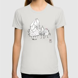 Anxious Elephants T-shirt