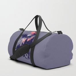 Samurai's life Duffle Bag