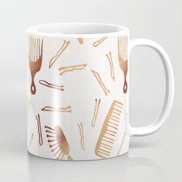 Good Hair Day – Rose Gold Palette Coffee Mug