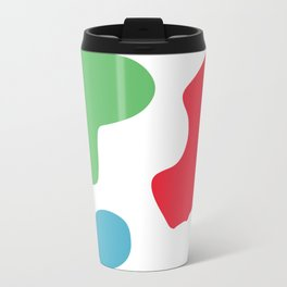 Minima #2 Metal Travel Mug