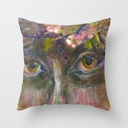 Entwife Throw Pillow