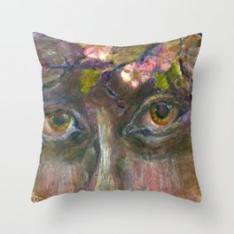 Entwife Throw Pillow