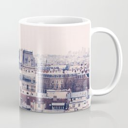 Paris Rooftops Reprise Coffee Mug