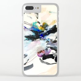 Day 27: Breathing in the wild. Clear iPhone Case