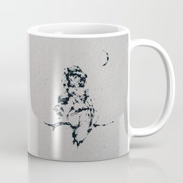 Splaaash Series - Arabian Princess Ink Coffee Mug