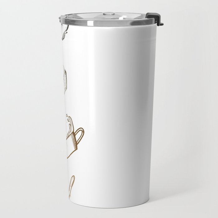 CoffeTime Travel Mug