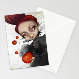 Treacherous gift  Stationery Cards