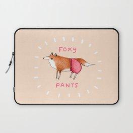 Foxy Pants Laptop Sleeve