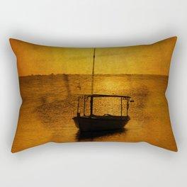 Dream Boat Rectangular Pillow