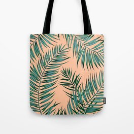 Shade in Apricot Tote Bag
