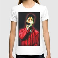 prince T-shirts featuring Prince by JR van Kampen