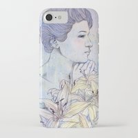 virgo iPhone & iPod Cases featuring Virgo by Csangal
