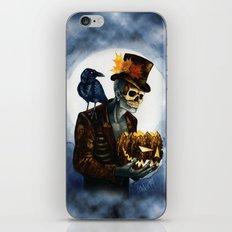 Shadow Man 4 iPhone & iPod Skin