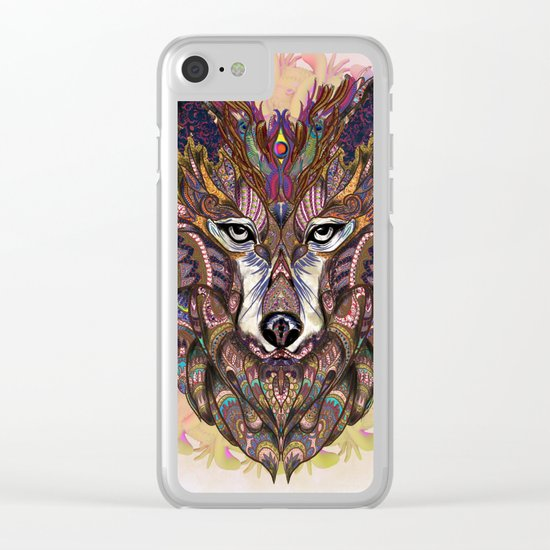 Shaman's Whisper Clear iPhone Case