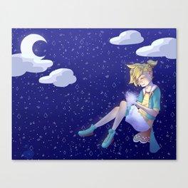Kagamine Len - Satisfaction Canvas Print