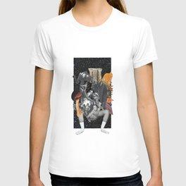 It began in Africa T-shirt