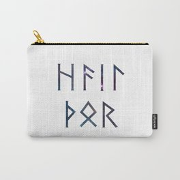Hail Thor - Runes Carry-All Pouch