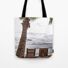 When the Time Stood Still Tote Bag
